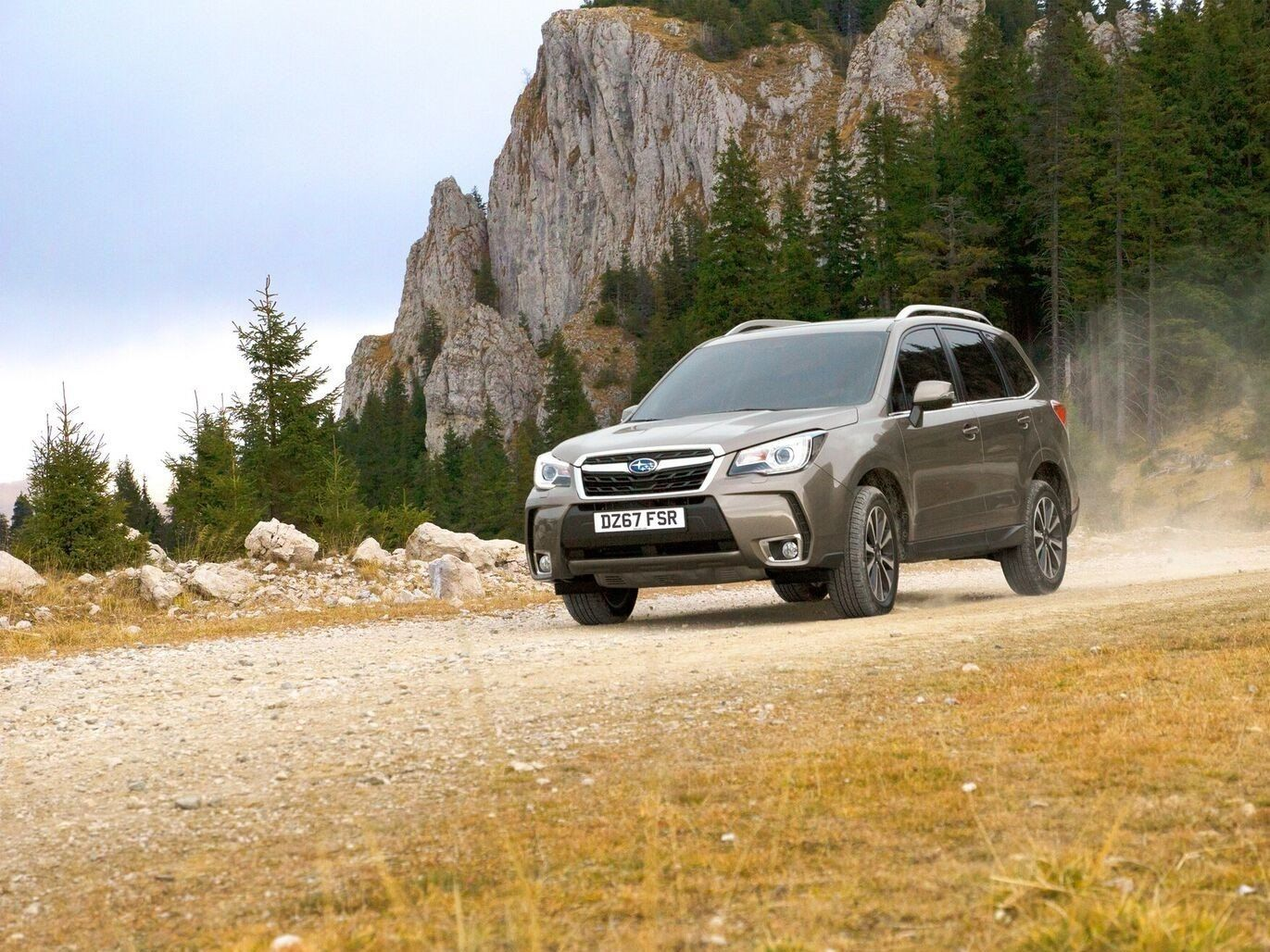 SUBARU FORESTER GETS EVEN SAFER WITH EYESIGHT