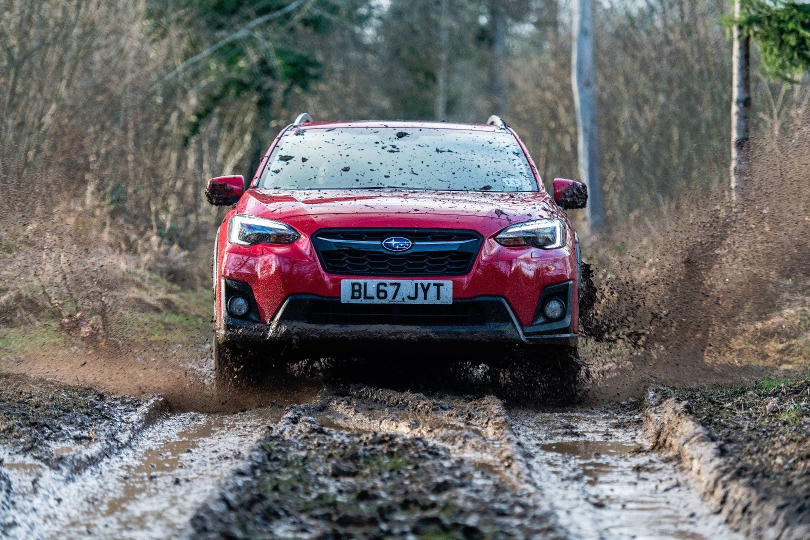SUBARU PITCHES UP AT THE CARAVAN, CAMPING AND MOTORHOME SHOW 2018