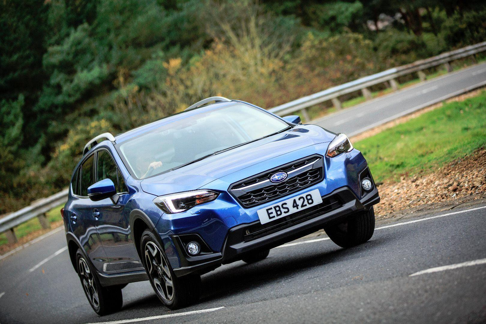 ALL-NEW SUBARU XV RECEIVES COMMENDATION AT 2018 WHAT CAR? AWARDS